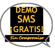Complete el formulario y le enviaremos una cuenta DEMO con 10 sms para que pruebe nuestro servicio.